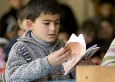ARMÉNIE: donner espoir à des enfants dans le besoin