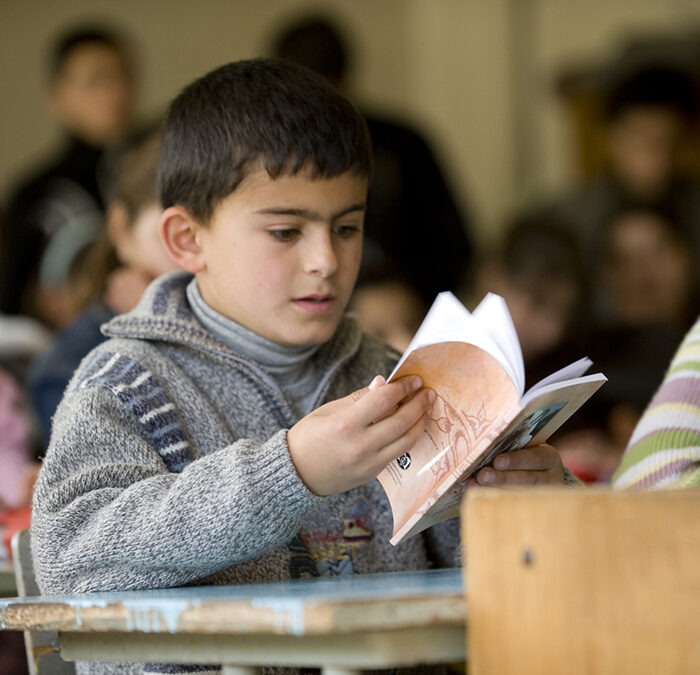 ARMENIA: Giving hope to children in need