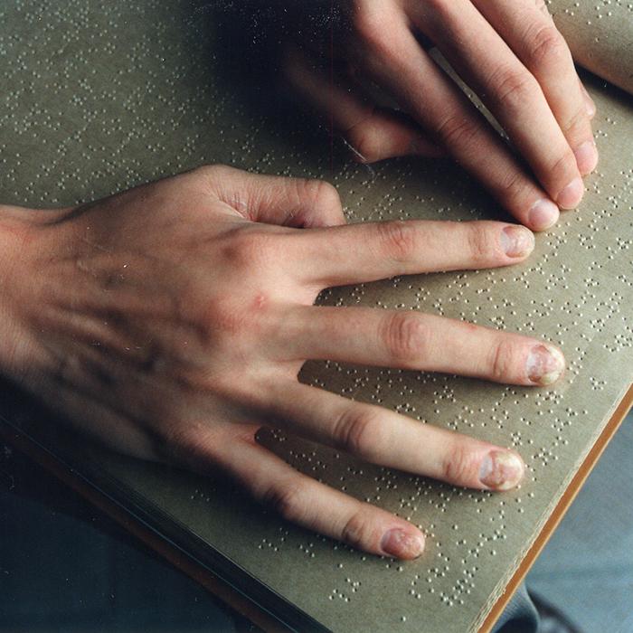 Scriptures in Braille