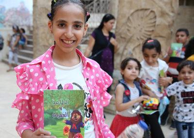 EGYPT: Biblical Principles in Children