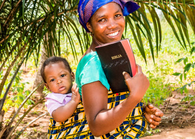 GHANA: Story-Based Trauma Healing