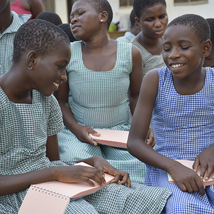 Ghana Braille Project
