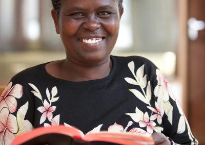 KENYA: Bible de méditation pour femmes africaines
