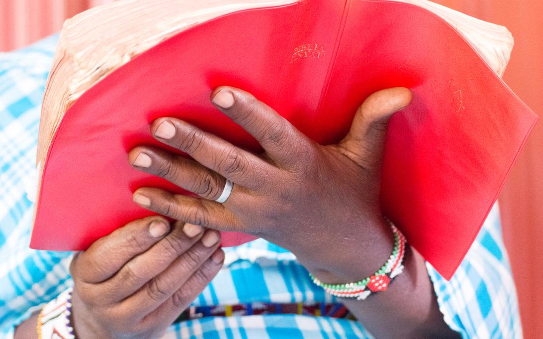 KENYA: Bibles for Visually Impaired School Children