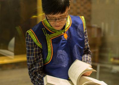 MONGOLIA: Mongolian Standard Version Translation