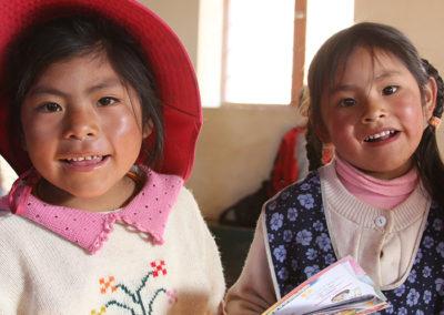PERU: Sharing God's Word with Children through Breakfast