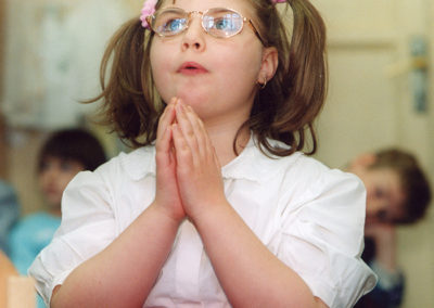ROMANIA: Sharing God's Love with Down Syndrome Children