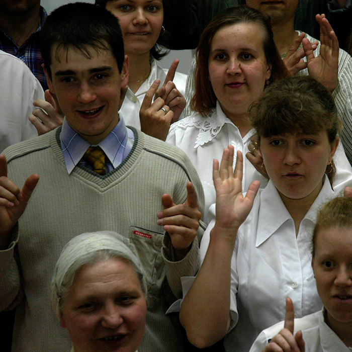 Sign Language in Russia
