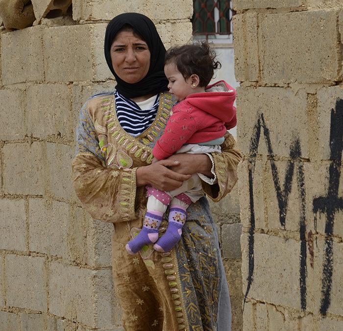 SYRIA: Trauma Healing through Scriptures