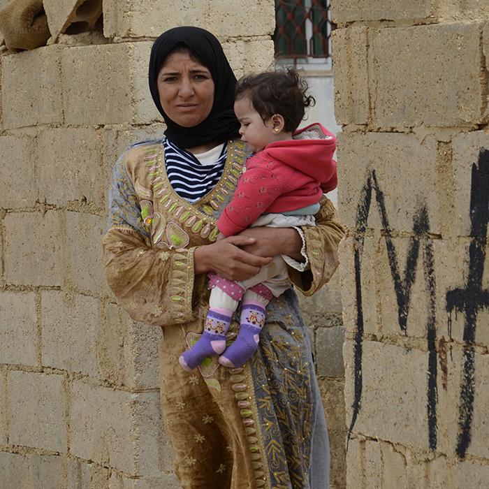 Trauma Healing in Syria