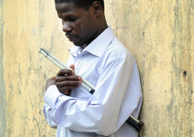UGANDA: Braille Bibles and Literacy for the Blind