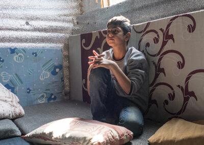 ISRAËL: tendre la main aux réfugiés et aux travailleurs migrants