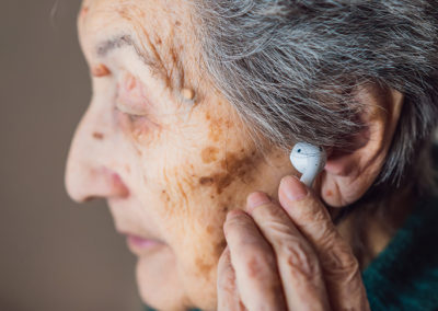 Scriptures for Vulnerable Elderly