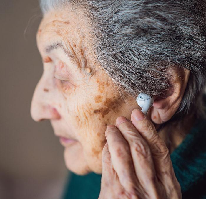Les Saintes Écritures pour les personnes âgées vulnérables