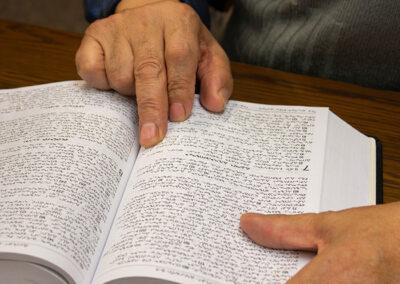 Traduction, églises de la diaspora