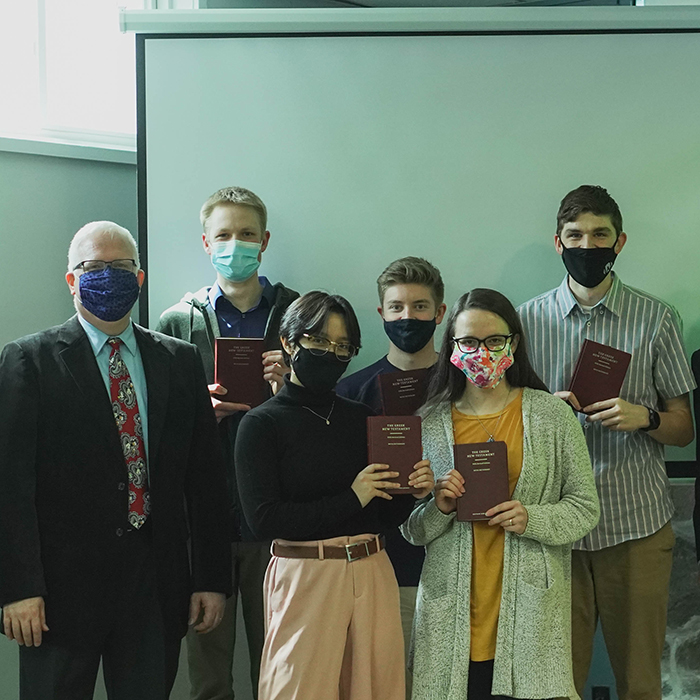 Theological Students