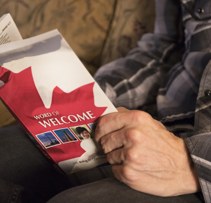 Les Saintes Écritures à l'intention des bureaux de la citoyenneté et des nouveaux arrivants au Canada