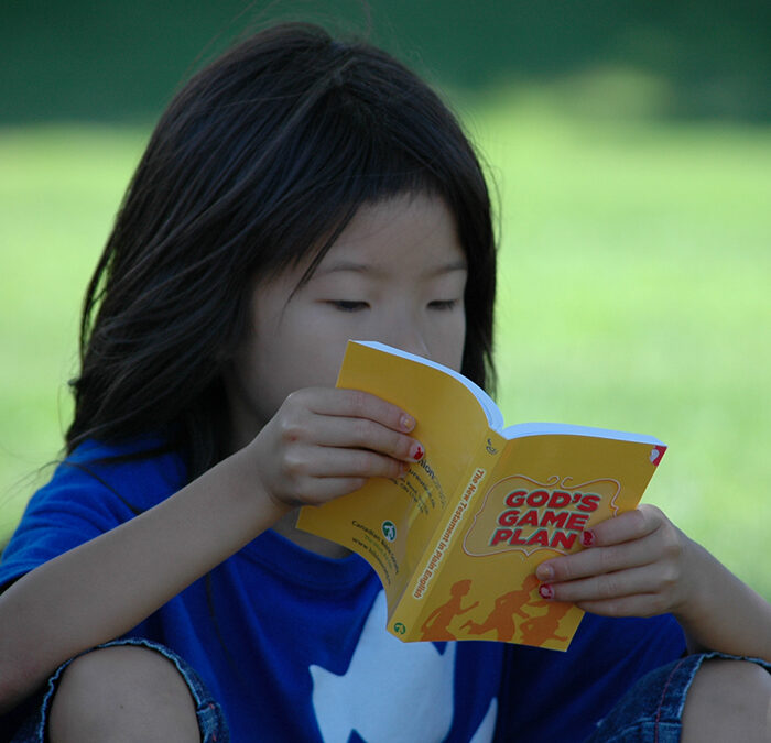 Scriptures for Christian Kids Camps
