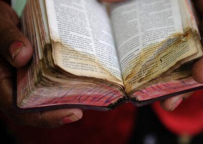 CUBA: une Bible pour chaque Cubain
