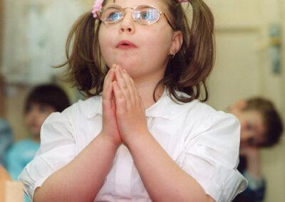 ROUMANIE: faire part de l'amour de Dieu à des enfants atteints du syndrome de Down
